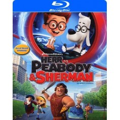 Herr Peabody & Sherman (Real 3D + Blu-ray)