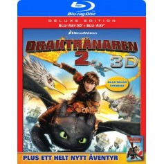 Draktränaren 2 (2-disc) (Blu-ray + Real 3D)