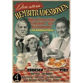 Den Stora Hembiträdesboxen (4-disc)