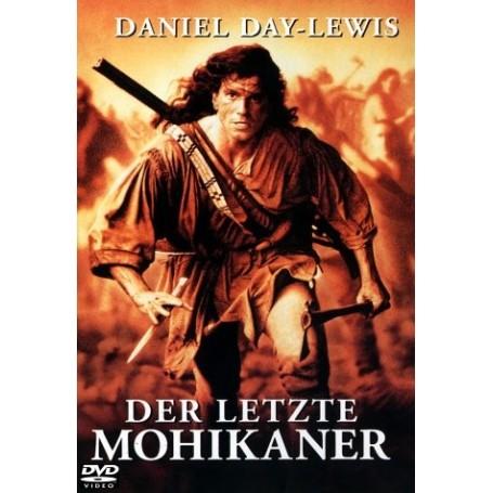 Den siste Mohikanen (Import sv.text)