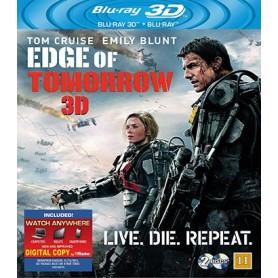 Edge of Tomorrow (Real 3D + Blu-ray)
