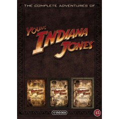 Young Indiana Jones: The Complete Adventures (17-disc)