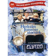 Herkules Jonssons Storverk - Världens Bästa Julkalendrar (2-disc)