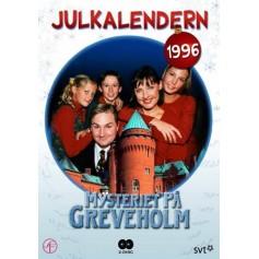 Mysteriet På Greveholm - Julkalender