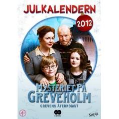 Mysteriet På Greveholm 2: Grevens Återkomst - Julkalender