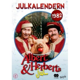 Albert & Herberts Jul - Julkalender