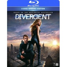 Divergent (Blu-ray) (2-disc)