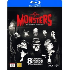 Monsters - Collection (8-disc) (Blu-ray)