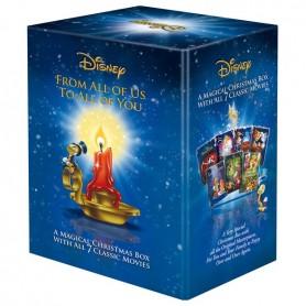 Disneys stora julbox 2014 (7-disc) (Blu-ray)