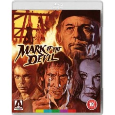 Mark of the devil (Import) (Blu-ray + DVD)