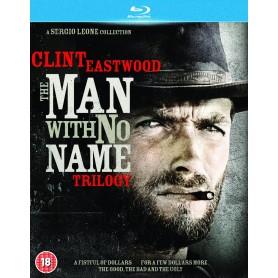 Spaghetti western trilogy (Blu-ray) (Import)