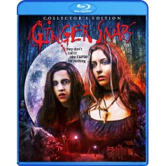 Ginger Snaps (Collector's Edition) (Bluray + DVD) (Import)