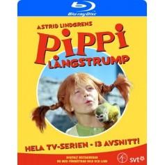 Pippi Långstrump (TV-serien) (Blu-ray 2-disc)