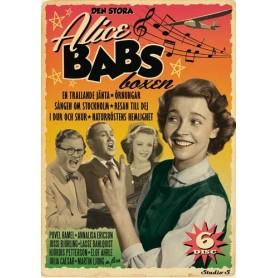 Den Stora Alice Babs-boxen (6-disc)