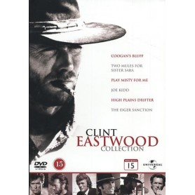 Clint Eastwood Collection (4-Disc)