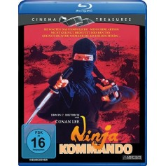 Ninja Commando (Uncut) (Blu-ray) (Import)