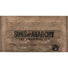 Sons of Anarchy - Complete series: Limited wooden box (Blu-ray) (Import)