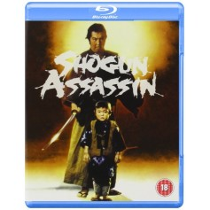 Shogun Assasin - (Uncut) (Blu-ray) (Import)