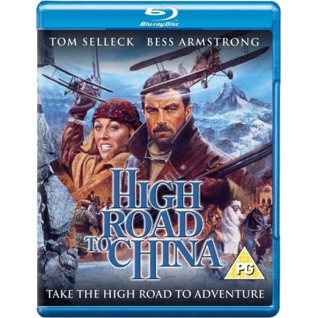 High Road to China (Blu-ray) (Import)