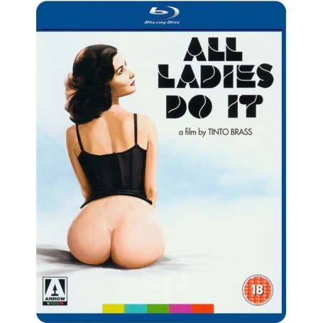 All Ladies Do It (Blu-ray & DVD) (Import)