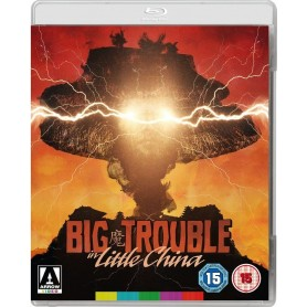 Big trouible in little China (Blu-ray) (Import)