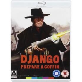 Django, Prepare a Coffin (Blu-ray) (Import)