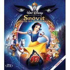 Snövit och de sju dvärgarna (Blu-ray) (Nyutgåva)