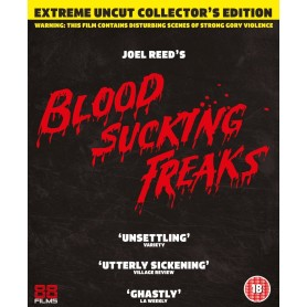 Bloodsucking Freaks - Extreme Uncut Collector's Edition (Blu-ray) (Import)
