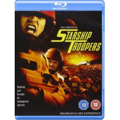 Starship Troopers (Blu-ray) (Import sv.text)
