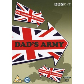 Dad's Army: The Complete Collection (14-disc) (Import)