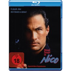 Nico - Above the law (Blu-ray) (Import sv.text)
