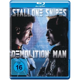 Demolition Man (Blu-ray) (Import sv.text)