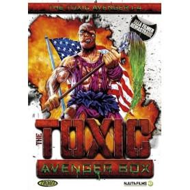 The Toxic Avenger 1-4 Box (4-disc)