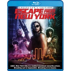 Escape From New York - Collectors edition (Blu-ray) (Import)
