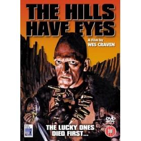 Hills have eyes (Wes Craven) (Import)
