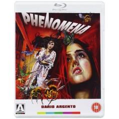 Phenomena (DVD + Blu Ray) (Import)