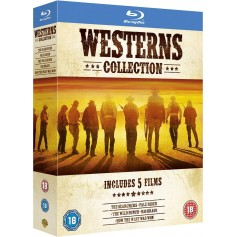 Westerns Collection (Blu-ray) (Import)
