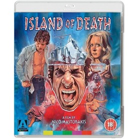 Island of Death (Uncut) (Blu-ray + DVD) (Import)