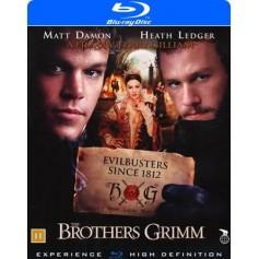 Bröderna Grimm (Blu-ray)