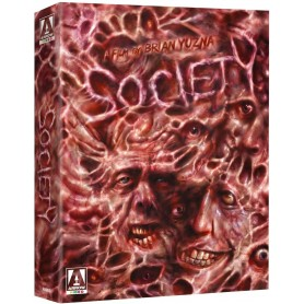 Society (Limited Edition) (Blu-ray + DVD) (Import)
