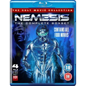 Nemesis: 1-4 (Blu-ray) (Import)