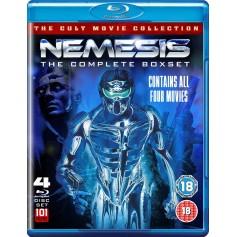 Nemesis: 1-4 (Blu-ray) (Import)