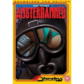 Amsterdamned - Uncut (Import)