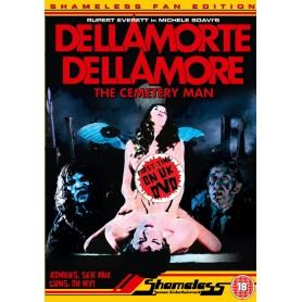 Dellamorte Dellamore (The Cemetery Man) - Uncut (Import)