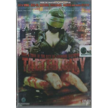 Taeter City - Uncut (Necrostorm release) (Import)
