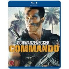 Commando - Director's cut (Blu-ray)