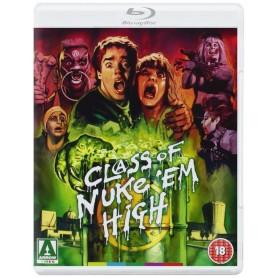 Class of Nuke em High (Blu-ray + DVD) (Import)