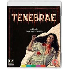 Tenebrae (Blu-ray) (D.Argento) (Import)