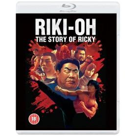 Riki-Oh - The Story Of Ricky (Blu-ray + DVD) (Import)