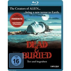 Dead & buried (Uncut) (Blu-ray) (Import)